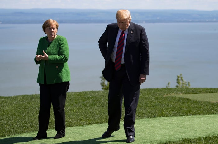 Greetings from Germany! We appreciate the attention you've been paying to our country lately, but you've gotten quite a few things wrong. Don't worry, we'd love to help you figure out what's actually happening here.