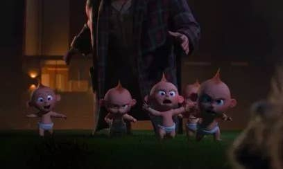 He can clone himself so that one Jack-Jack becomes many Jack-Jacks.