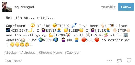 26 Memes That Ll Make All Capricorns Feel Targeted
