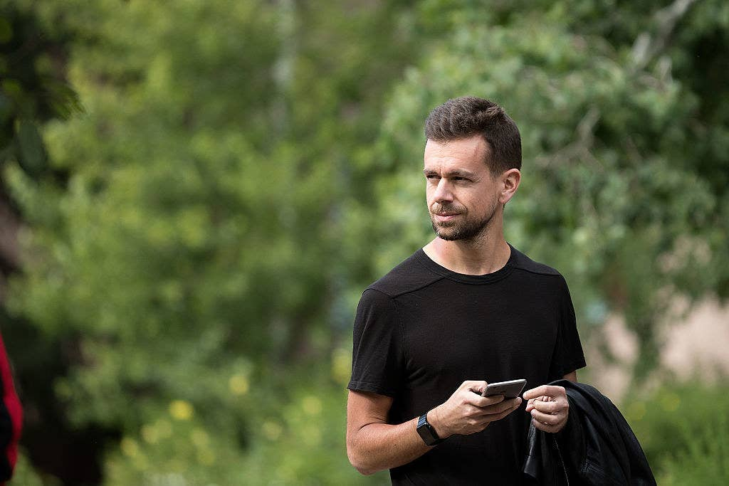 Jack Dorsey, cofounder and chief executive officer of Twitter.