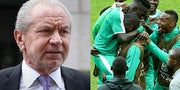 Alan Sugar Has Deleted A Tweet Comparing The Senegal Football Team To Beach Hawkers