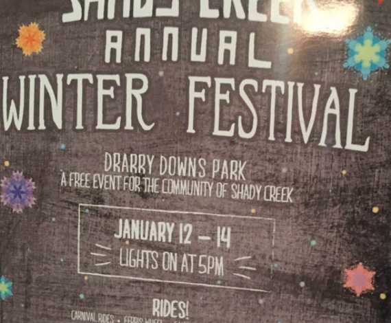 Speaking of Harry Potter... fans of the franchise will know exactly what Drarry is – the ship name for Draco and Harry, aka Simon's favourite pairing. In the film, the winter carnival is held at Drarry Downs Park.