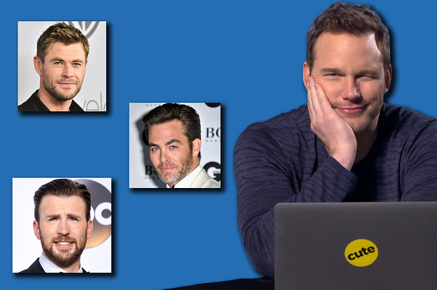 "Chris Pratt Took Our ""Which Famous Chris Is Your Soulmate?"" Quiz And He Was Very Happy With His..."