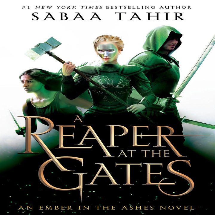 A reaper at the gates audiobook vk