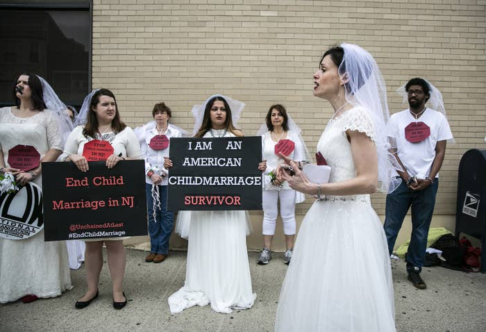Child Marriage Is Legal In 48 States  These Women Are Asking