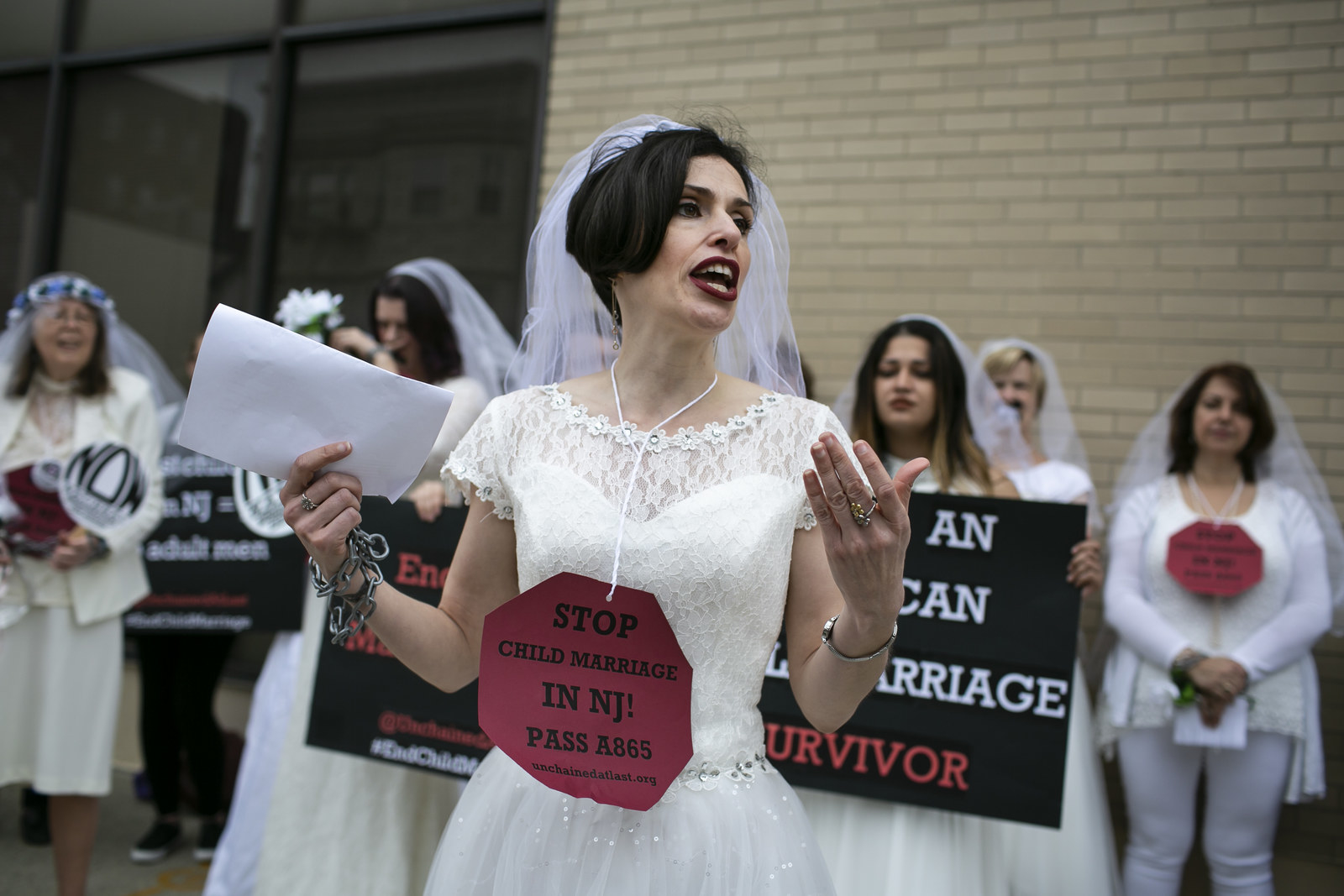 Child Marriage Is Legal In 48 States. These Women Are