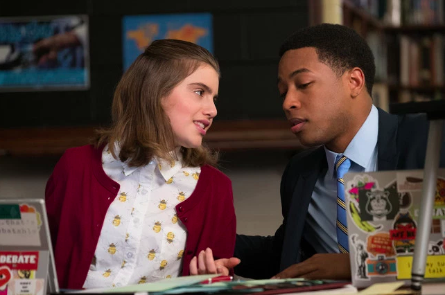 If you're looking for a chaser to the comforting Netflix throwback that was Set It Up, this is likely your closest bet: Candy Jar follows two teenagers (played by Jacob Latimore and Sami Gayle) on the debate team who do not get along. The two main characters are diametrically opposed — in this movie that means one wants to go to Yale, and the other to Harvard, and that they don't share debate prep styles — which in the romantic comedy genre is fruitful ground for romance.