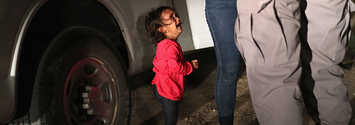 Where Is This Little Girl? The Government Won't Say.