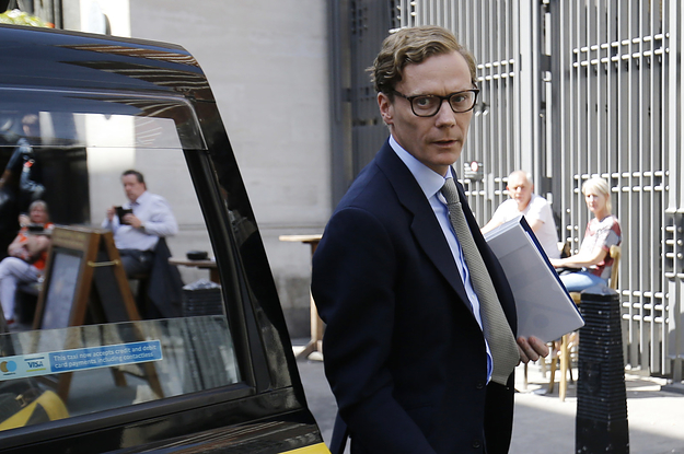 """Cambridge Analytica's Final Spinoff Spent A Year Trying To Get """"Government Work"""""""