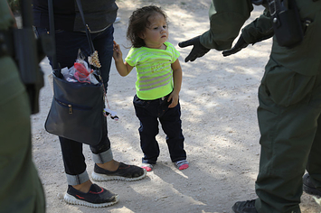 """""""It's Haunting"""": Officials Describe """"Tender Age"""" Facilities For The Youngest Immigrants Separated From Their Families"""