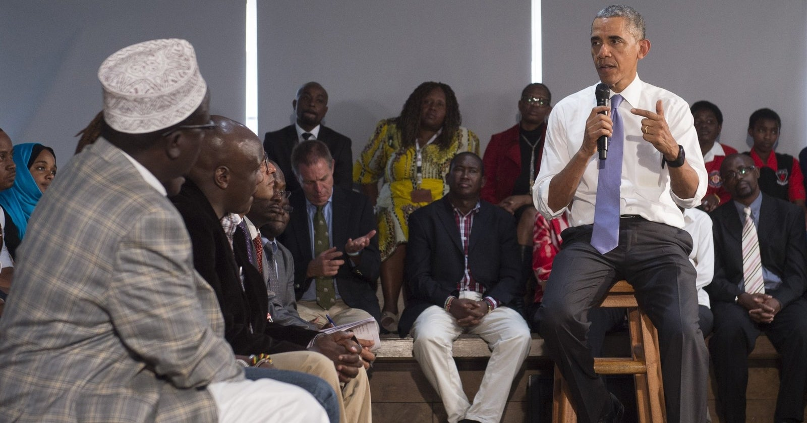 Obama Will Visit Kenya For The First Time Since Leaving The White House