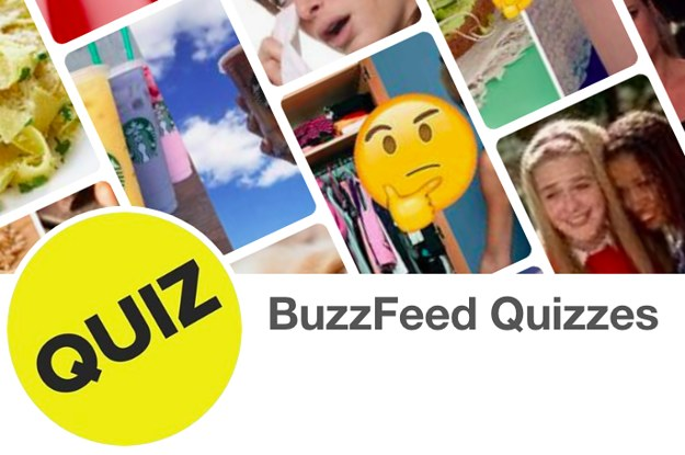 Love BuzzFeed Quizzes? Follow The BuzzFeed Quiz Pinterest Page!