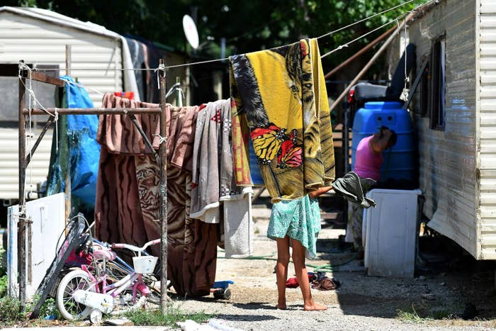 In 2010, several Italian cities launched a crackdown on Roma camps, dismantling them and driving their occupants away. Such actions have been broadly popular with Italians — in a 2008 poll, at least 68% of Italians favored expelling the Roma.