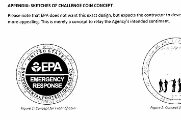 "Trump's EPA Is Celebrating Its Hurricane Response With A Special ""Challenge"" Coin. Parts Of Puerto Rico Still Lack Power."