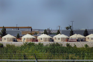 The Trump Administration Is Preparing To House Up To 20,000 Immigrant Children On Military Bases