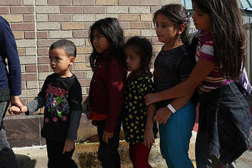 Immigrant Kids Separated From Their Parents Are Being Moved All Over The US, And The Trump Administration Won't Say Where