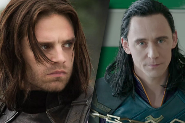 Are You More Of A Loki Or A Bucky?