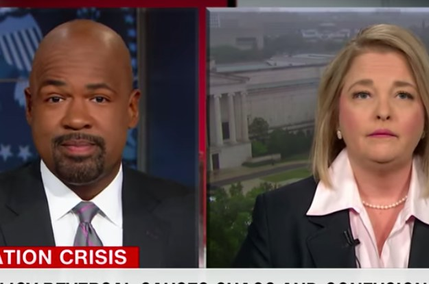 A CNN Anchor Had An Epic Fact-Check For This Trump Supporter During An Immigration Debate