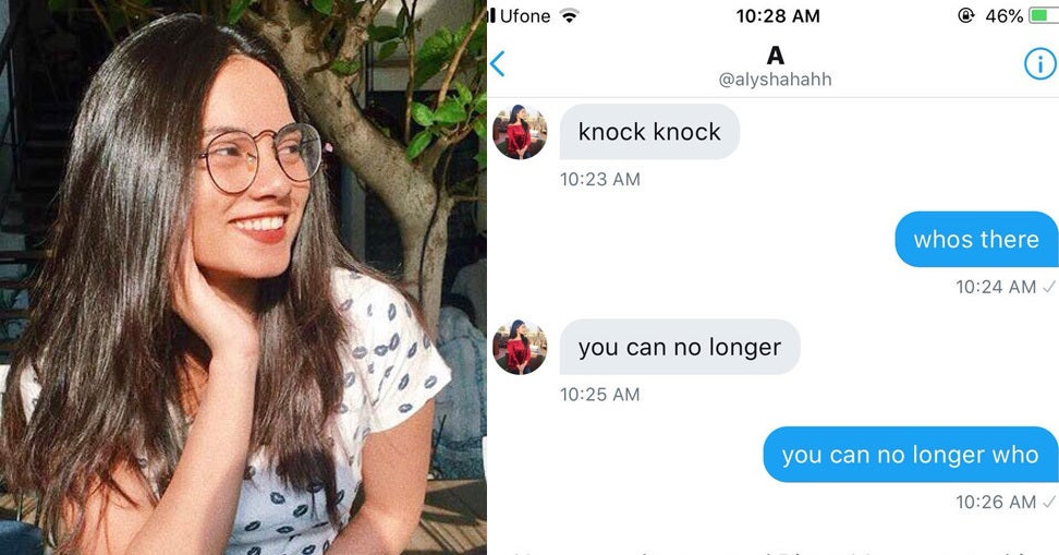 knock knock jokes tinder