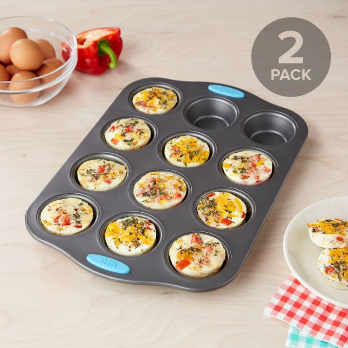 non-stick muffin tins