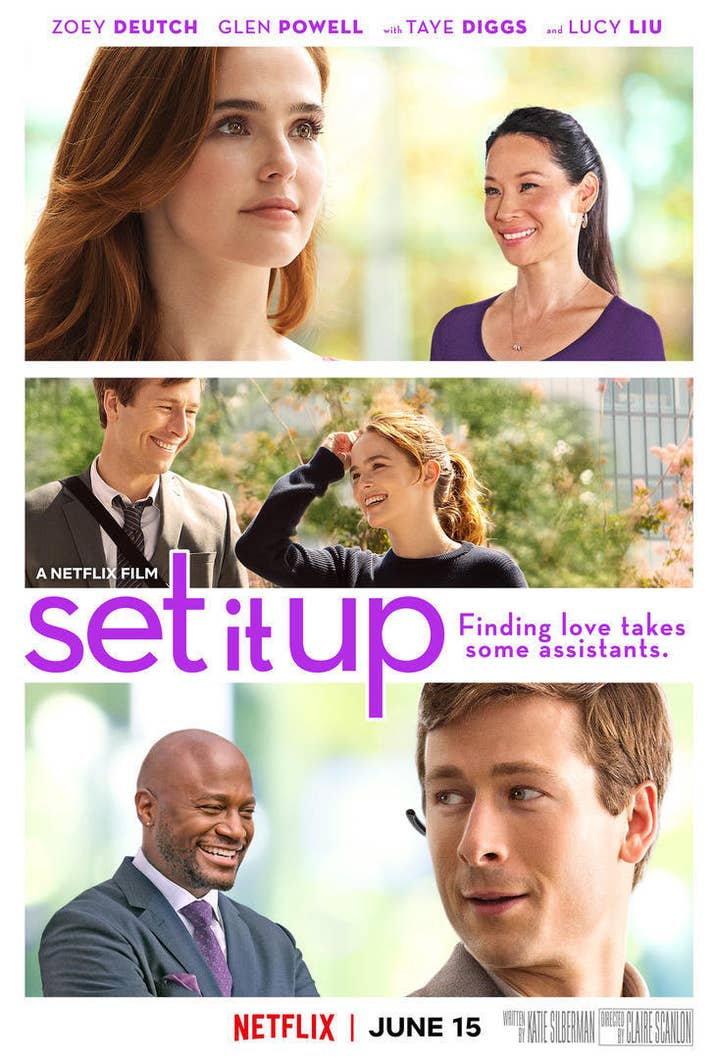 I Watched A Rom Com On Netflix Called Set It Up To See If Its As