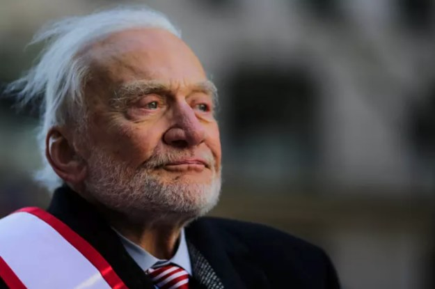 Famous Astronaut Buzz Aldrin Is In A Very Sad Legal War With His Children Over His Foundation's Finances