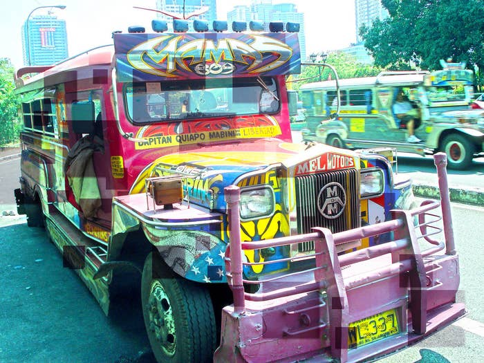 Where it originated: Introduced by Americans during World War II in the PhilippinesHow Filipinos made it better: By turning the surplus of jeeps from the World War into an economical public utility vehicle everyone can use up to this day.