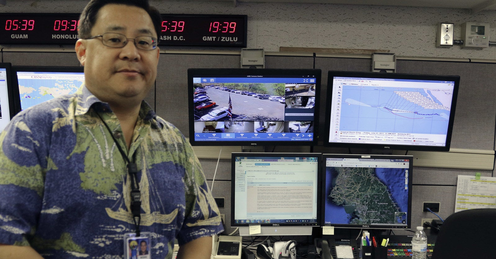 Employees At The Hawaii Agency That Sent The False Missile Alert Slept On The Job