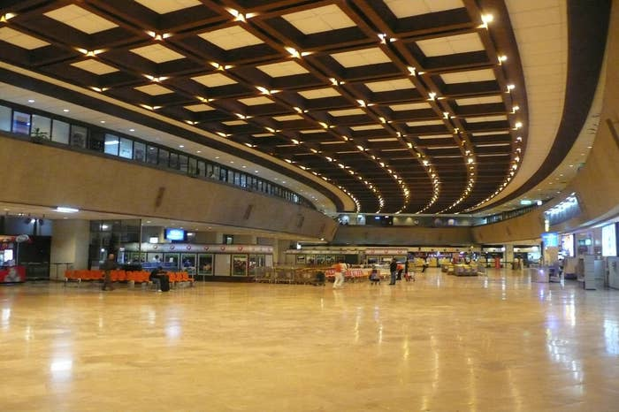 Ninoy Aquino International Airport (NAIA), is located in Metro Manila, so your itinerary should start there. NAIA was once called the worst airport in the world, but it is slowly improving. Don't worry about it.
