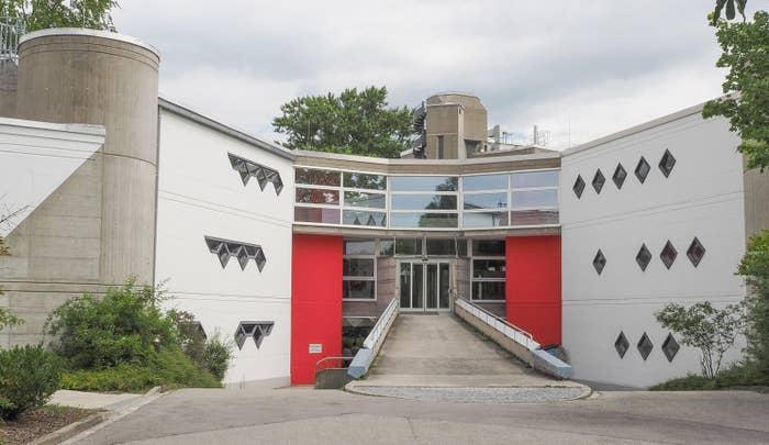 Das Max-Planck-Institut für Astrophysik in Garching.