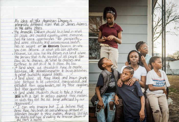 Otebehia Allen is a single mom raising five kids in Clarksdale, Mississippi. Her wage recently was increased by $0.37 per hour, which puts her into an income category that will force her to lose her Medicaid coverage.