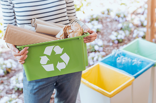 How The Heck Do I Start Recycling Correctly?