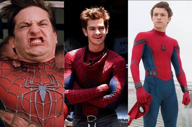 Which Spider-Man Are You?