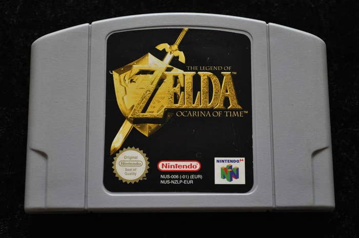 It doesn't matter if you were playing OoT on the N64 when it came out in '98, if you experienced it on the 3DS in 2011, or if you sat and watched your older sibling play it – you'll have had the same mind blowing, amazing childhood experience no matter what.