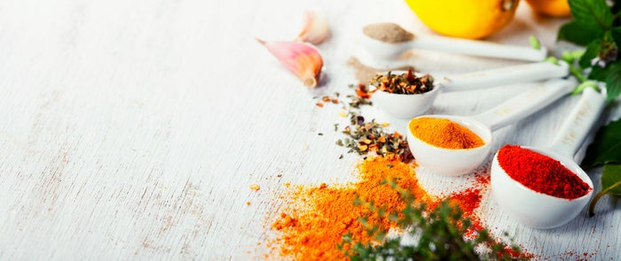 More often than not, the right combination of spices is what it takes to go from bland to ~bam~. Learn more about the 12 spices you should have in your kitchen and how to use them.