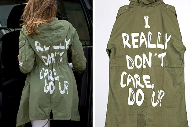 People Are Selling Melania Trump-Inspired I Really Dont