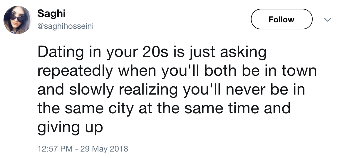 Buzzfeed dating in your 20s vs 30s going