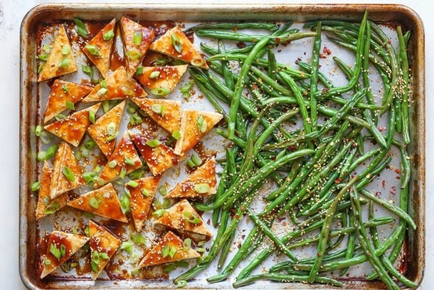 Don't like green beans? Just swap them out with whatever veggies you have on hand. Get the recipe.