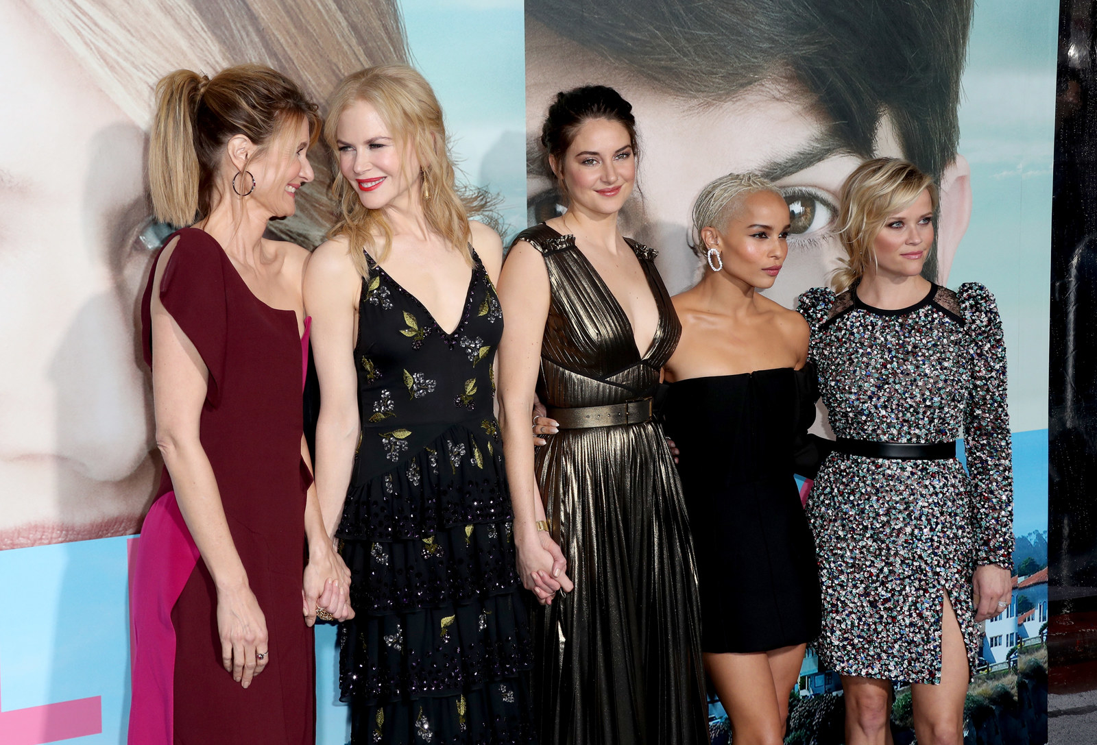 Alright, by now everyone knows that the cast of  Big Little Lies  are basically the greatest friends.