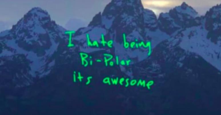 Kanye West Bipolar