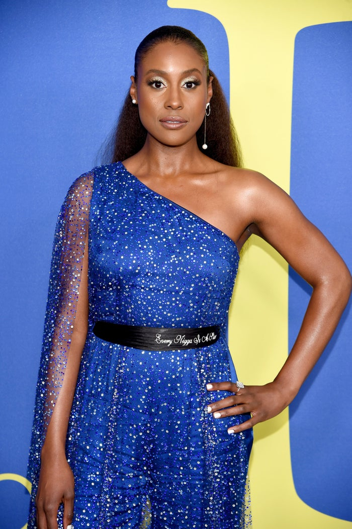 """""""Issa Rae is leading a new generation of performers who use their voice and humor to discuss social topics in a way that is relatable and poignant,"""" CFDA president and CEO Steven Kolb said, according to The Hollywood Reporter."""