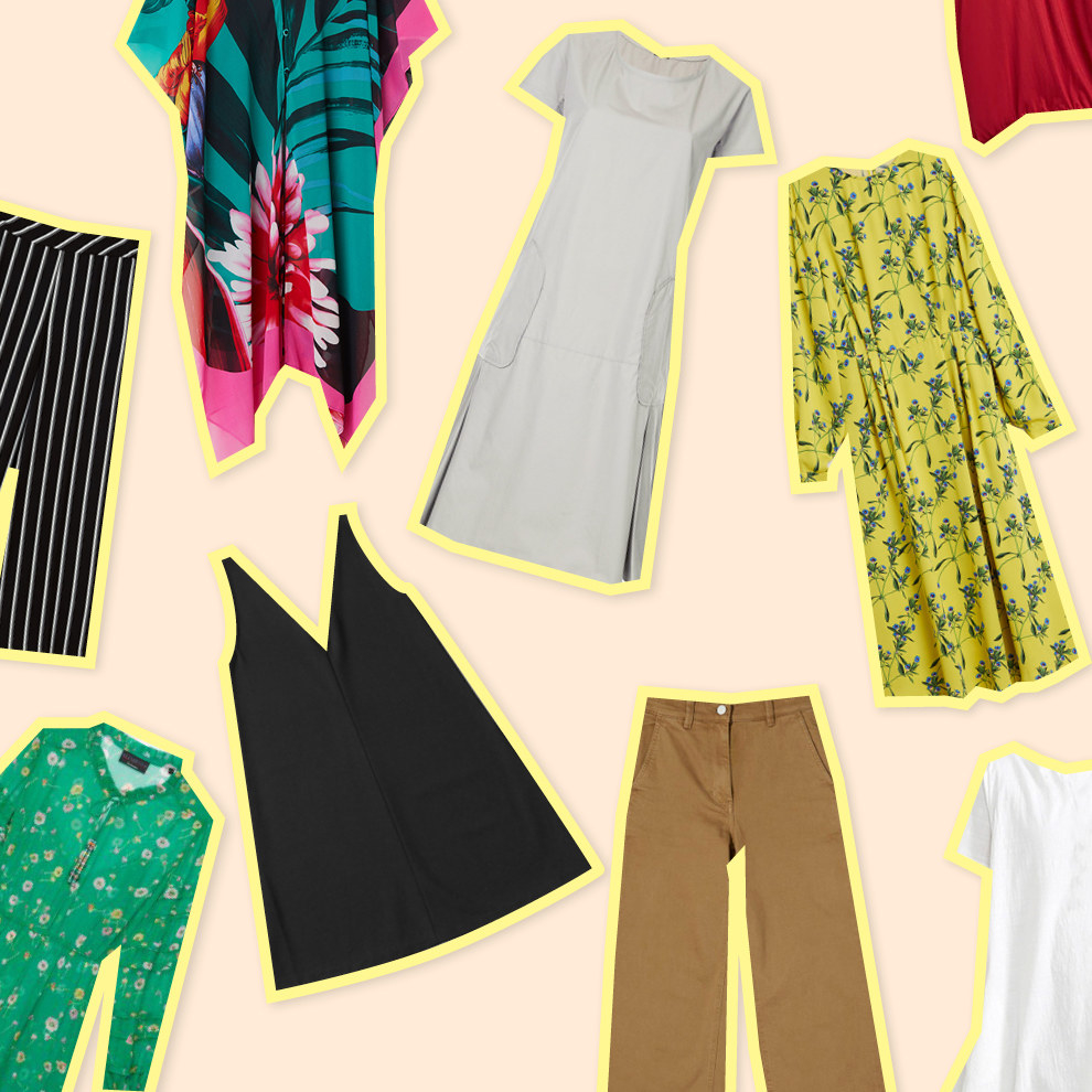 """In Defense Of """"Unflattering"""" Clothes"""