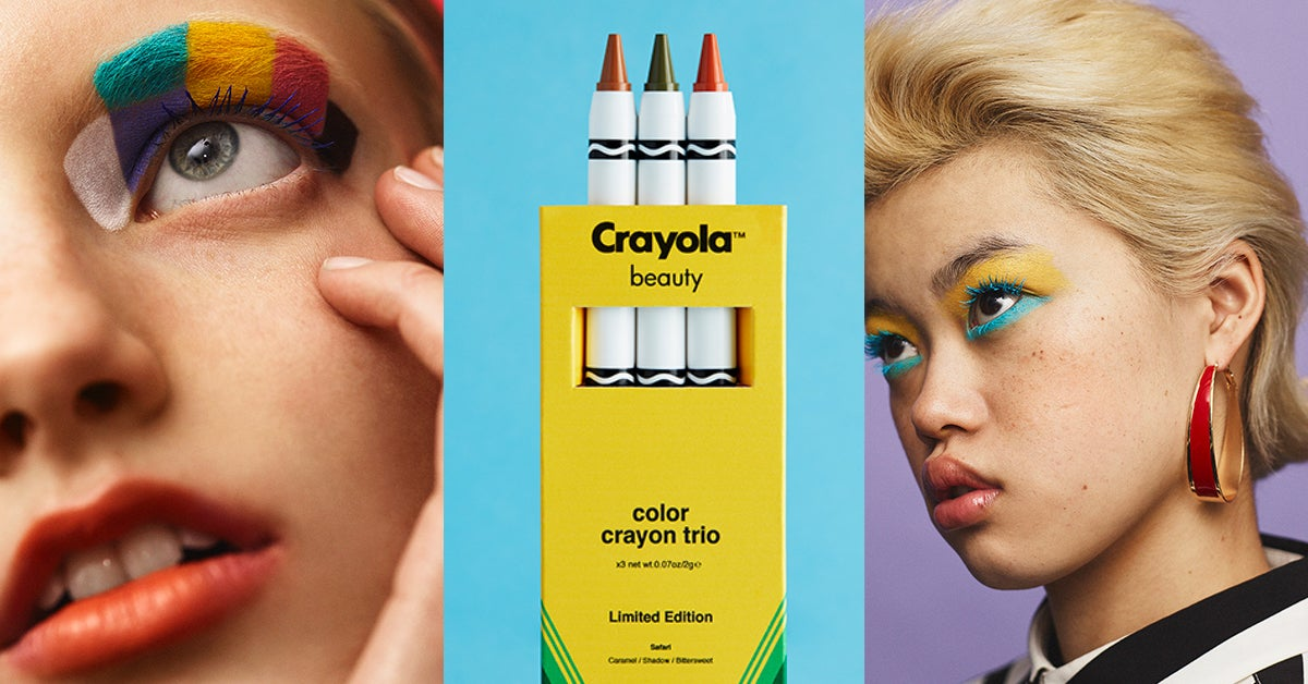 6de5244ae8d Crayola Just Released A Makeup Line and Now I Have To Buy Every Color
