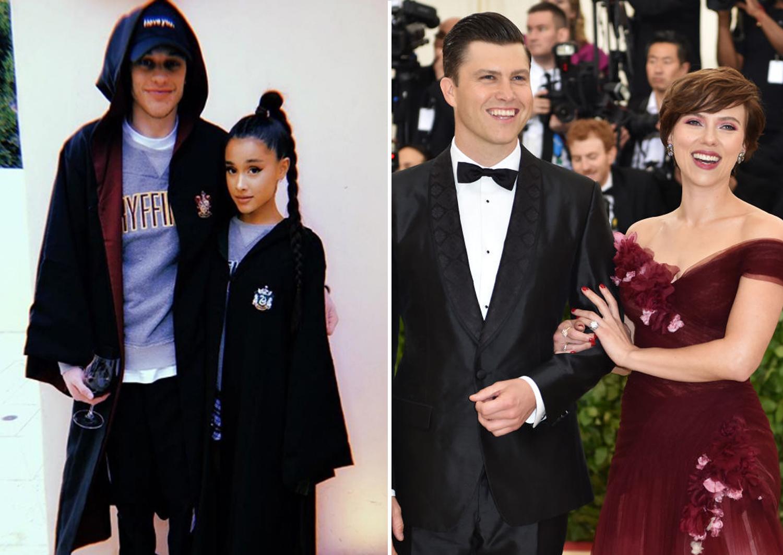 Snl dating an actress hulu