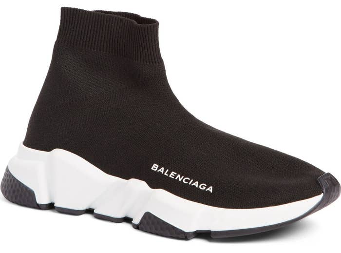 16e5ef5f8b17 19 Pairs Of Comfy AF Sock Sneakers For Anyone Without A Balenciaga ...
