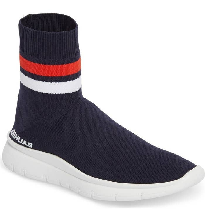 6ceea4fa7f8f7 These knit Italian top-sock sneakers that ll be the perfect finish to your  favorite T-shirt-and-jeans looks.