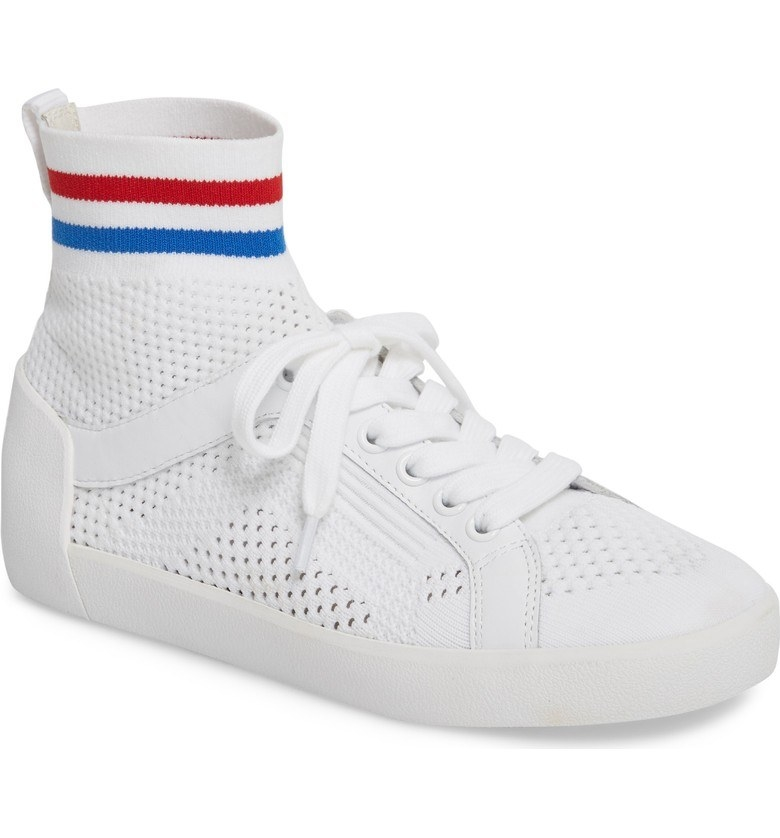 32d7a12bfa70 These sporty open-weave knit Ash sneakers to replace the used-to-be-white  go-to sneakers you loved so much.