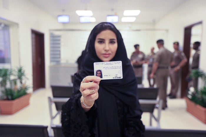 The licenses were issued by Saudi authorities in one of the first signs that the ultra-conservative kingdom is modernizing, on the back of a wave of promises by Crown Prince Mohammad bin Salman.