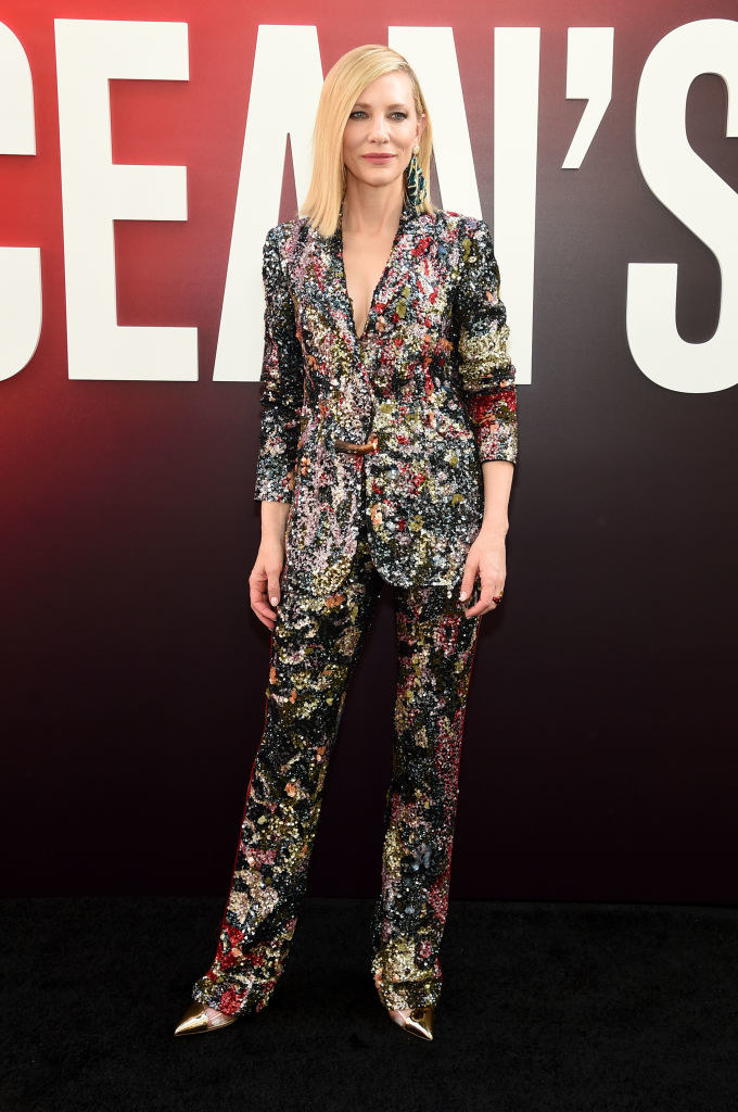 769d5924c596 OK ladies, buckle up, because we've got something to talk about: Yesterday  Queen Elizabeth I herself, Cate Blanchett, attended the premiere for her  new ...