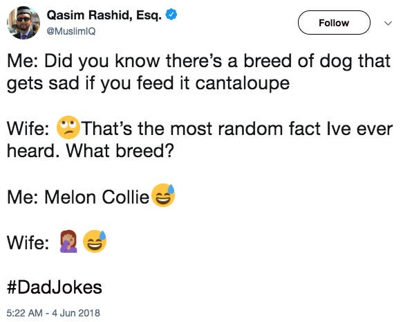 23 Dad Jokes That Are So Bad They Re Good Why do melons have such fancy weddings? 23 dad jokes that are so bad they re good